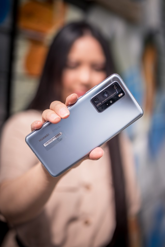 Huawei P 40 Pro how to use apps on new smartphone