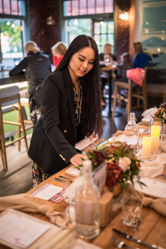 Glamouraspirit organizing home for dinner fundraiser charity to benefit Ronald McDonald House B.C Yukon at Stanley Park Brewing
