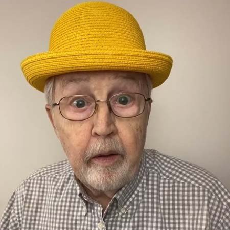 81-Year-Old Grandpa. Old Man Steve Is Viral On TikTok With His Cooking Videos