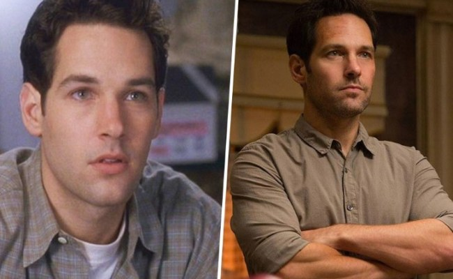 Paul Rudd Finally Reveals His Secret To Never Ageing Why