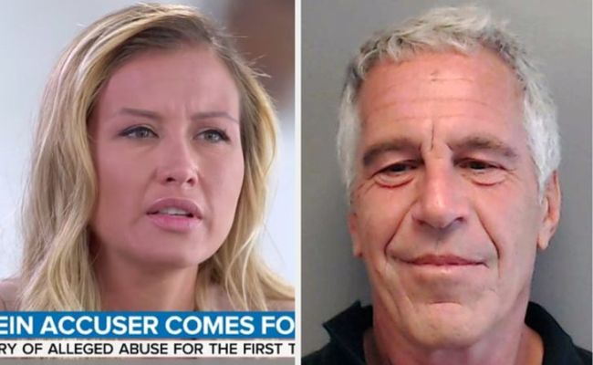 Jeffrey Epstein In Trouble As A A Woman Named Jennifer