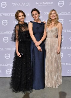 Jessica Alba, Jennifer Garner and Kate Hudson