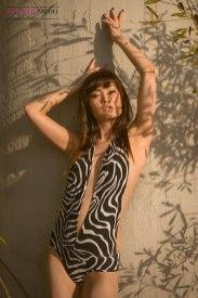 Haruka Salt photographed by photographer WestCoastAllure for Glamour Model Magazine.