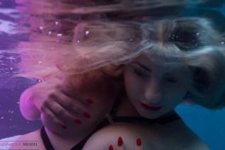 Underwater with Bonnie Leight