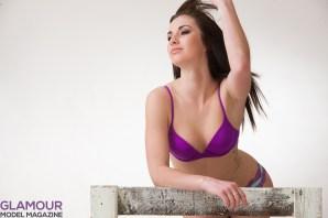 Alex Denver glamour model shot by Jay Kilgore