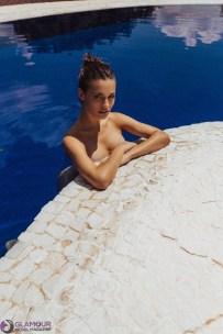 Tissiane Freitas shot by Enrique Cesar