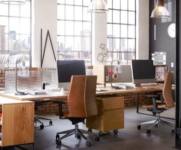Decoração certa torna escritório moderno e eficiente