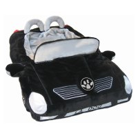 Furcedes Car Dog Bed | Luxury Dog Boutique at GlamourMutt.com