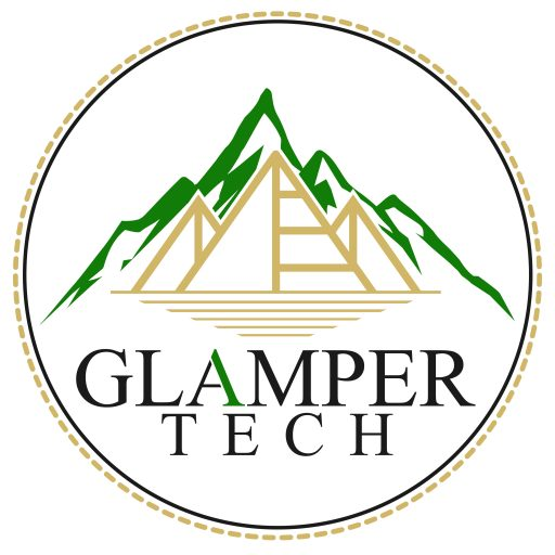 Glamper Tech Logo