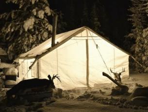 Elk Mountain Standard Model Wall Tent