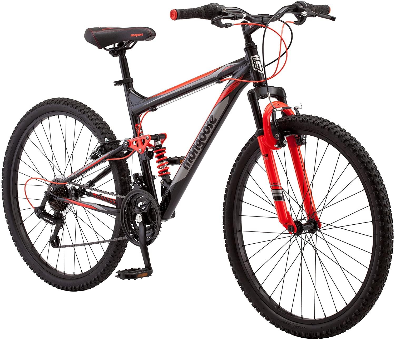 Mongoose Status 2.2 Mens and Womens Mountain Bike
