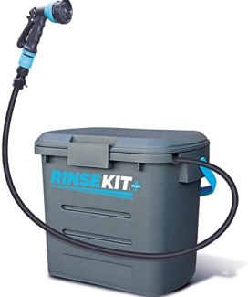 RinseKit Plus Portable Shower