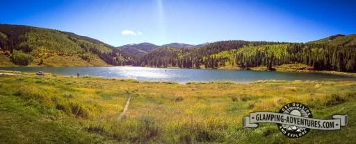 Sylvan Lake SP, Eagle CO.