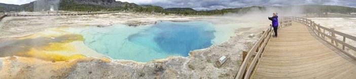 Sapphire Pool, YNP.