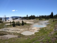West Thumb Geyser Basin, YNP.