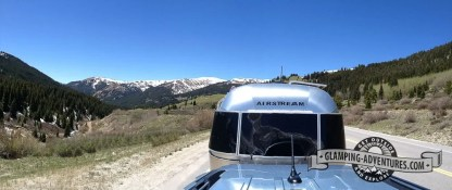 On our way home from Turquoise Lake, Leadville, CO