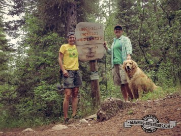 Avalanche Trail ventures into the Maroon Bells Snowmass area.