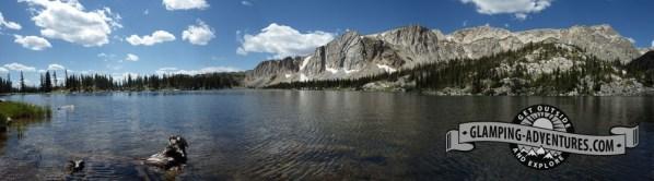 Mirror Lake, WY