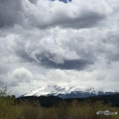 Pikes Peak.