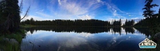 Cobbett Lake, Grand Mesa CO.
