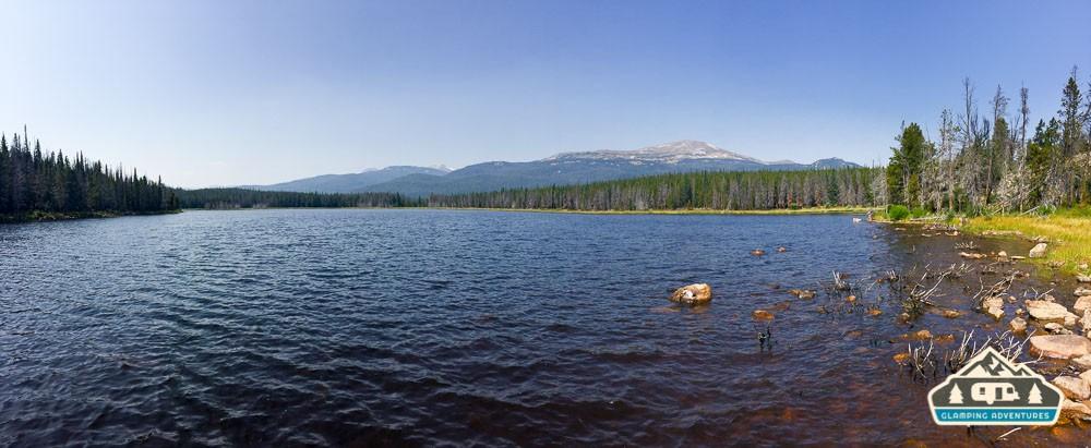 Laramie Lake.