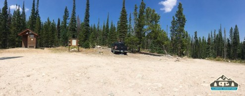 Lost Lake Trailhead.