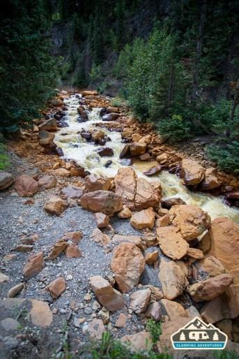 Uncompahgre River.