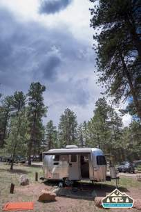 Wide open camping spots at Colorado C.G., CO.
