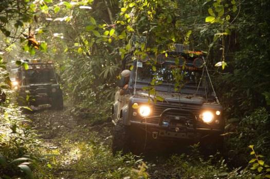 Ciquibul Forest BZE