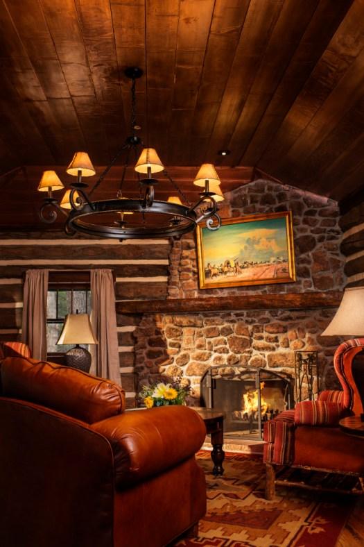 copper cabin interior v