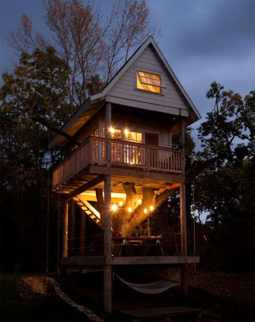 tom's treehouse from theletteredcottage.net