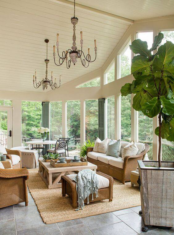 32 of the Best Sunroom Designs Youll Ever Find Online