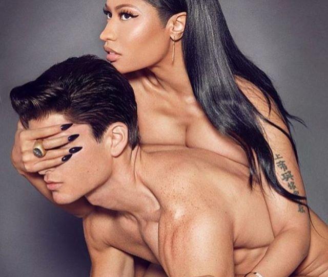 Nicki Minaj Latest Nude Pics