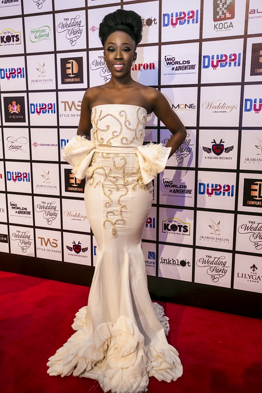 Image result for beverly naya red carpet 2016 the wedding party