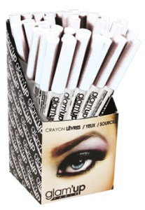 display crayon french manicure Glam'Up