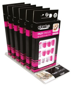 display faux ongles Glam'Up