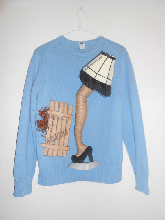 Christmas story sweater