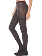 Missoni Shimmer Zigzag Tights $180