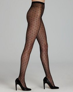 Wolford Carre Tights $58