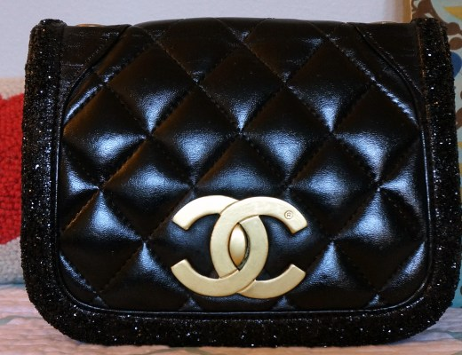 DIY Chanel Bag Refurb after
