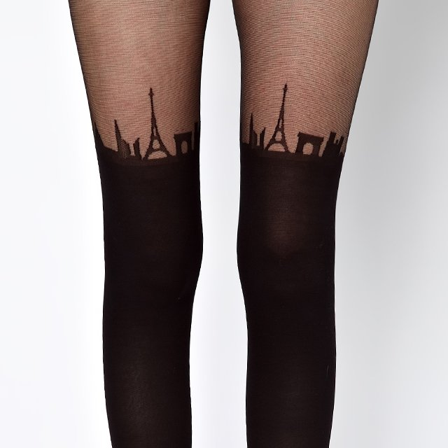 Asos Paris Skyline Tights