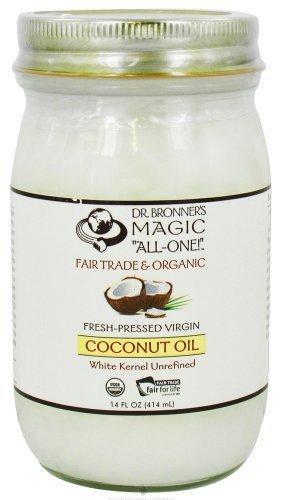 Dr. Bronner's Organic Coconut Oil