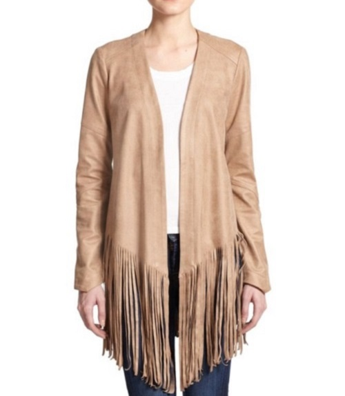 SW3-Leather- Open-Front-Fringe Jacket