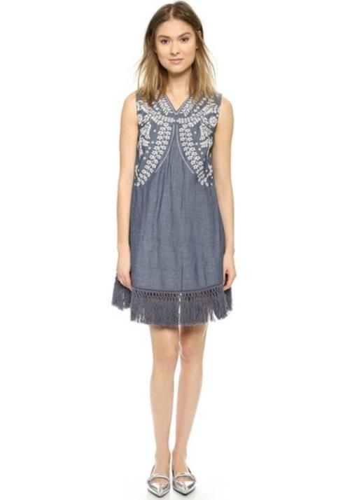 Elle Sasson Gulper Dress