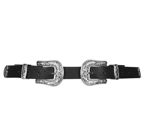 Topshop Double Western Buckle Belt