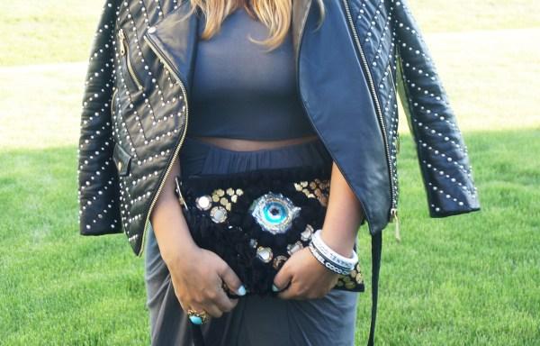 Rebecca Minkoff Wes Moto Jacket
