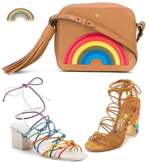 best rainbow accessories