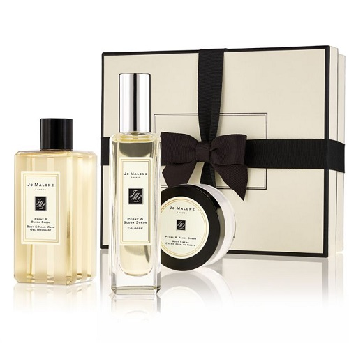jo malone Peony & Blush Suede Collection Mother's Day Gift Set
