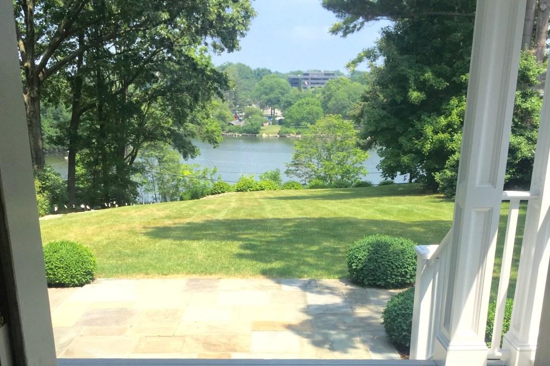Shore House View