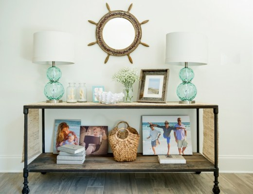 Beachy Boheman Decor